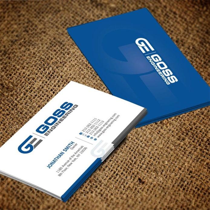 Business card media rockers goss engineering business card colourmoves